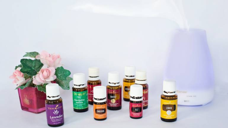 Essential Oils Therapy